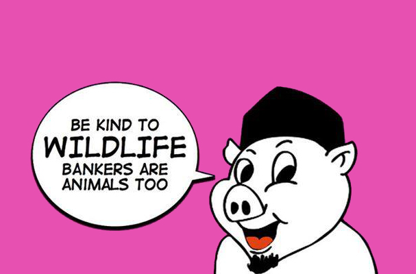 Bankers-Are-Animal-Too
